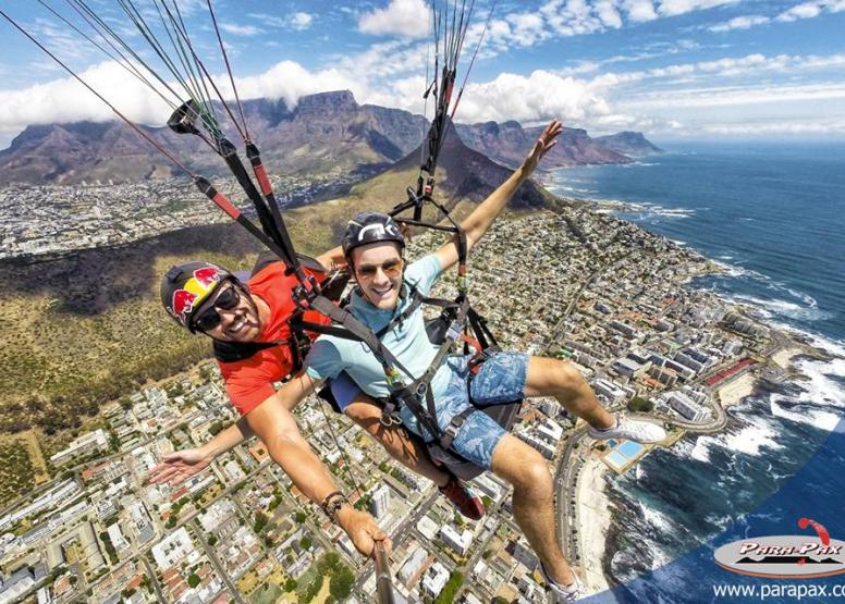 Parapax Tandem Paragliding image 1