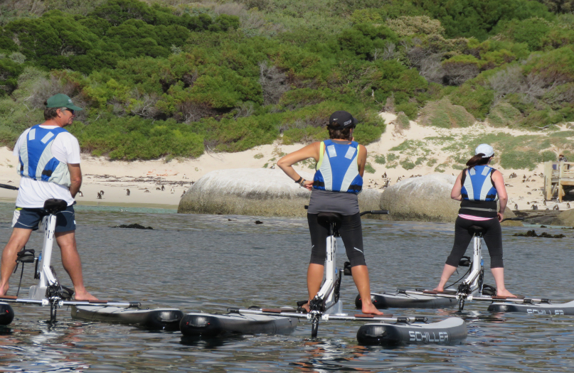 Guided Water Bike Adventure image 8