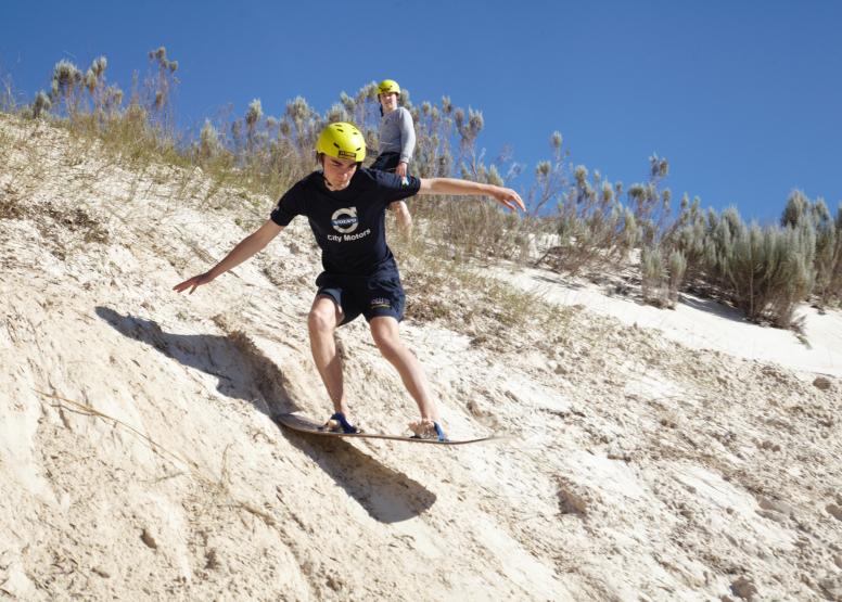 Sandboarding Cape Town image 3