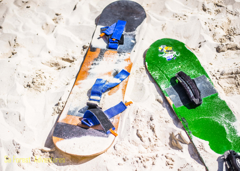 Sandboarding Cape Town image 1