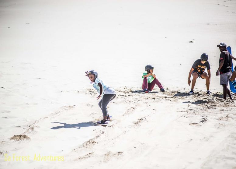 Sandboarding Cape Town image 5