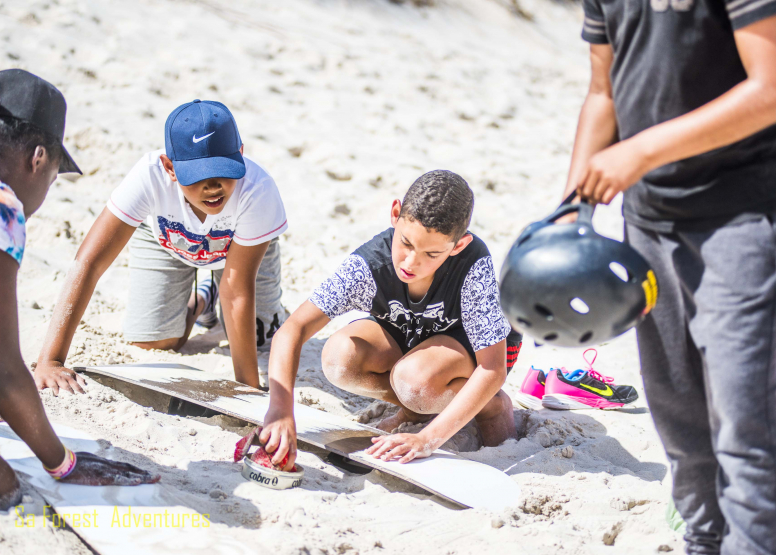 Sandboarding Cape Town image 8