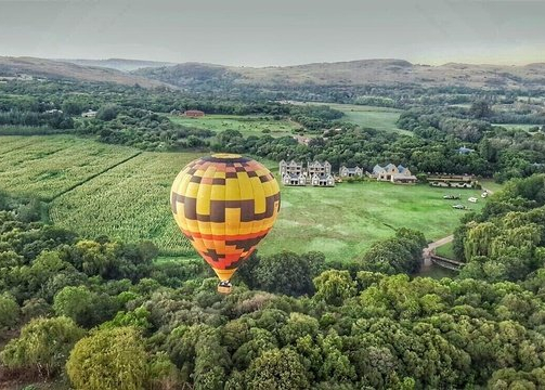 Exclusive Hot Air Ballooning Safari Flight for Two image 1