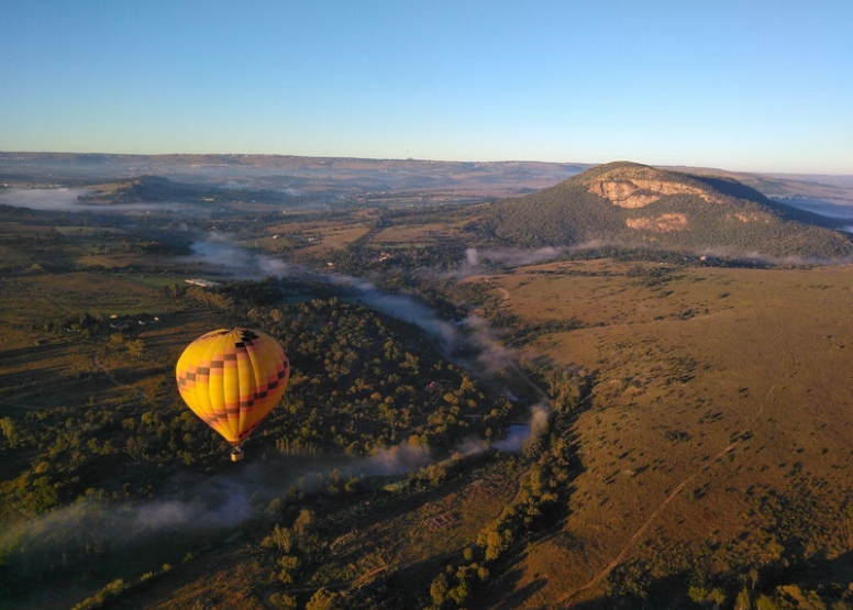 Exclusive Hot Air Ballooning Safari Flight for Two image 5