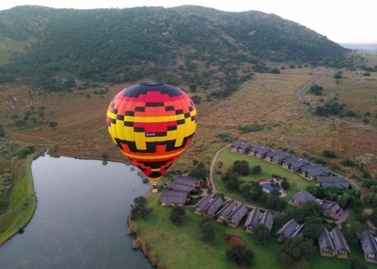 Exclusive Hot Air Ballooning Safari Flight for Two image 3