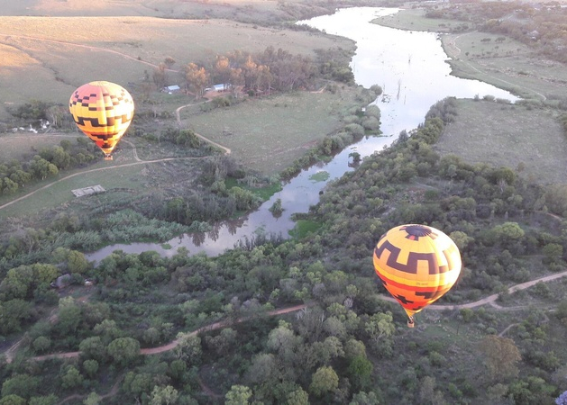 Exclusive Hot Air Ballooning Safari Flight for Two image 10