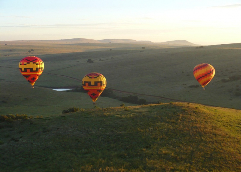 Exclusive Hot Air Ballooning Safari Flight for Two image 11
