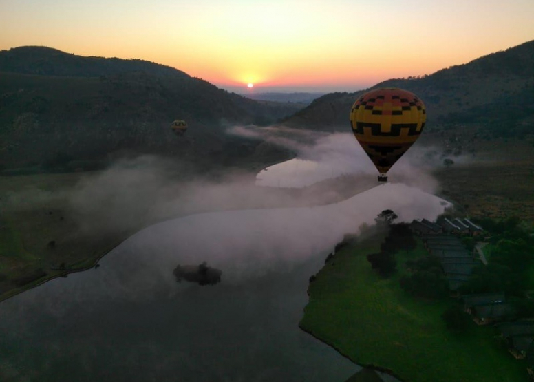 Exclusive Hot Air Ballooning Safari Flight for Two image 12