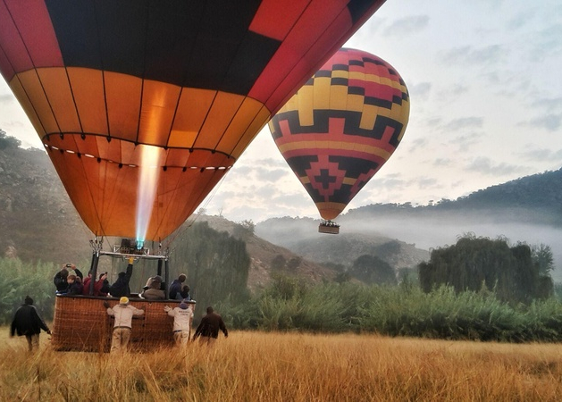 Exclusive Hot Air Ballooning Safari Flight for Two image 14