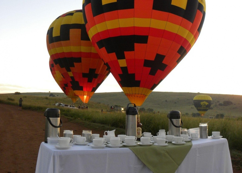 Exclusive Hot Air Ballooning Safari Flight for Two image 15