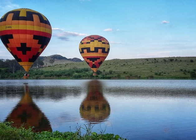 Exclusive Hot Air Ballooning Safari Flight for Two image 17