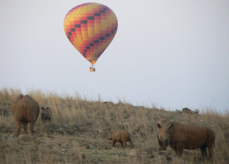Exclusive Hot Air Ballooning Safari Flight for Two image 18