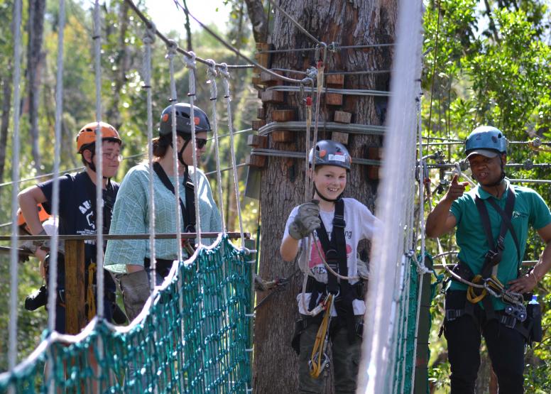 Tsitsikamma Canopy Tours image 11