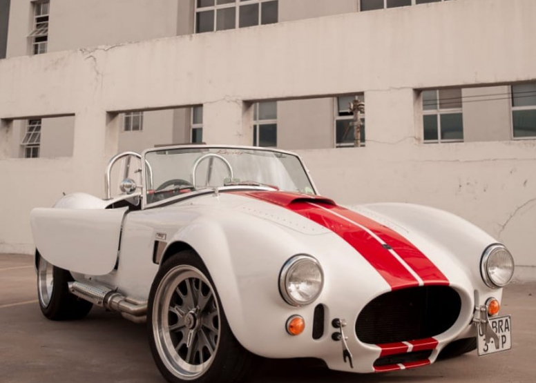 Blue With White Stripes - Full Fay Cobra Experience image 8