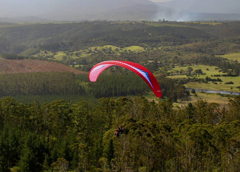 Tandem Paragliding Experience image 2