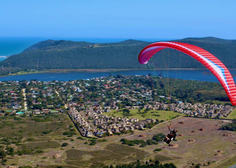 Tandem Paragliding Experience image 5