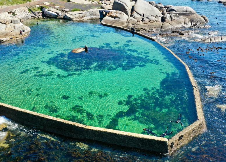 Snorkel Cape Town's Stunning Tidal Pools image 2