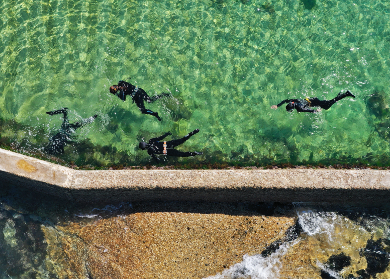 Snorkel Cape Town's Stunning Tidal Pools image 1