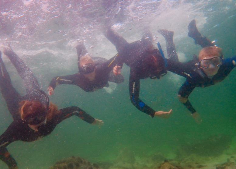 Snorkel Cape Town's Stunning Tidal Pools image 4